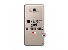 Coque Samsung Galaxy J7 2016 Rien A Foot Allez Valenciennes