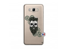 Coque Samsung Galaxy J7 2016 Skull Hipster