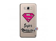 Coque Samsung Galaxy J7 2016 Super Maman