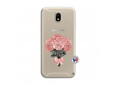 Coque Samsung Galaxy J7 2017 Bouquet de Roses