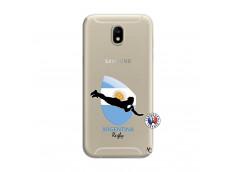 Coque Samsung Galaxy J7 2017 Coupe du Monde Rugby-Argentine