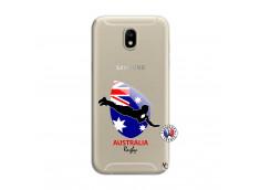 Coque Samsung Galaxy J7 2017 Coupe du Monde Rugby-Australia