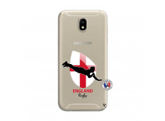 Coque Samsung Galaxy J7 2017 Coupe du Monde Rugby-England
