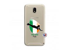 Coque Samsung Galaxy J7 2017 Coupe du Monde Rugby-Ireland