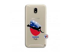 Coque Samsung Galaxy J7 2017 Coupe du Monde Rugby-Samoa