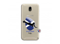 Coque Samsung Galaxy J7 2017 Coupe du Monde Rugby-Scotland
