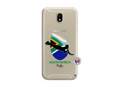 Coque Samsung Galaxy J7 2017 Coupe du Monde Rugby-South Africa