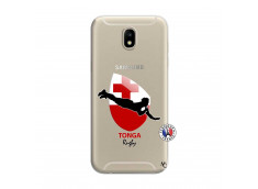 Coque Samsung Galaxy J7 2017 Coupe du Monde Rugby-Tonga