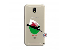 Coque Samsung Galaxy J7 2017 Coupe du Monde Rugby-Walles