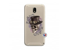 Coque Samsung Galaxy J7 2017 Dandy Skull