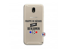Coque Samsung Galaxy J7 2017 Frappe De Batard Comme Benjamin