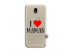 Coque Samsung Galaxy J7 2017 I Love Maman