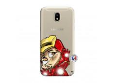 Coque Samsung Galaxy J7 2017 Iron Impact