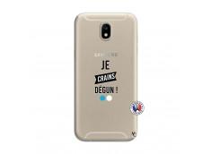 Coque Samsung Galaxy J7 2017 Je Crains Degun