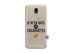 Coque Samsung Galaxy J7 2017 Je M En Bas Les Cacahuetes