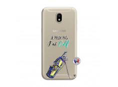 Coque Samsung Galaxy J7 2017 Je Peux Pas J Ai Golf