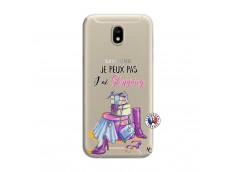 Coque Samsung Galaxy J7 2017 Je Peux Pas J Ai Shopping