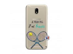 Coque Samsung Galaxy J7 2017 Je Peux Pas J Ai Tennis