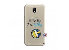 Coque Samsung Galaxy J7 2017 Je Peux Pas J Ai Volley
