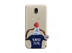 Coque Samsung Galaxy J7 2017 Papa Super Heros