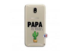 Coque Samsung Galaxy J7 2017 Papa Tu Piques