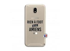 Coque Samsung Galaxy J7 2017 Rien A Foot Allez Amiens