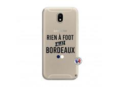 Coque Samsung Galaxy J7 2017 Rien A Foot Allez Bordeaux
