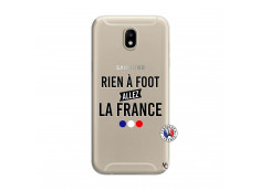 Coque Samsung Galaxy J7 2017 Rien A Foot Allez La France