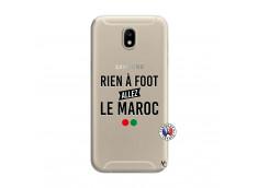 Coque Samsung Galaxy J7 2017 Rien A Foot Allez Le Maroc