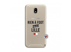 Coque Samsung Galaxy J7 2017 Rien A Foot Allez Lille