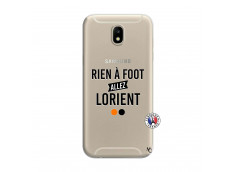 Coque Samsung Galaxy J7 2017 Rien A Foot Allez Lorient