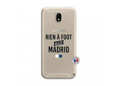 Coque Samsung Galaxy J7 2017 Rien A Foot Allez Madrid