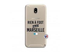 Coque Samsung Galaxy J7 2017 Rien A Foot Allez Marseille