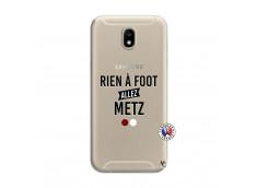 Coque Samsung Galaxy J7 2017 Rien A Foot Allez Metz