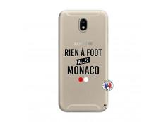 Coque Samsung Galaxy J7 2017 Rien A Foot Allez Monaco