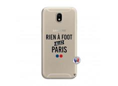 Coque Samsung Galaxy J7 2017 Rien A Foot Allez Paris
