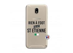 Coque Samsung Galaxy J7 2017 Rien A Foot Allez St Etienne
