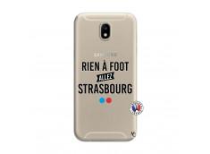 Coque Samsung Galaxy J7 2017 Rien A Foot Allez Strasbourg