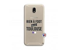 Coque Samsung Galaxy J7 2017 Rien A Foot Allez Toulouse