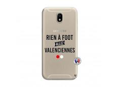 Coque Samsung Galaxy J7 2017 Rien A Foot Allez Valenciennes