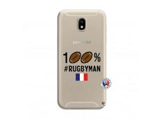 Coque Samsung Galaxy J7 2017 100% Rugbyman