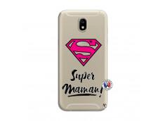 Coque Samsung Galaxy J7 2017 Super Maman