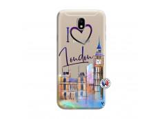 Coque Samsung Galaxy J7 I Love London