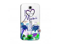 Coque Samsung Galaxy Mega 6.3 I Love Miami