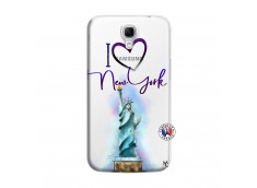 Coque Samsung Galaxy Mega 6.3 I Love New York