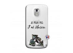 Coque Samsung Galaxy Nexus Je peux pas j'ai muscu Je Peux Pas J Ai Muscu