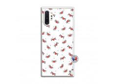 Coque Samsung Galaxy Note 10 Plus Cartoon Heart Translu