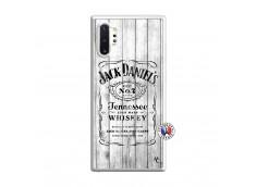 Coque Samsung Galaxy Note 10 Plus White Old Jack Translu