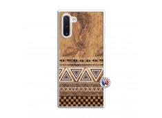 Coque Samsung Galaxy Note 10 Aztec Deco Translu