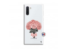 Coque Samsung Galaxy Note 10 Bouquet de Roses